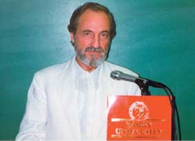 Conferenza alla Barry University di Miami